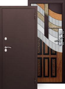 Входная дверь Дверь Аргус-Тепло «Премиум»