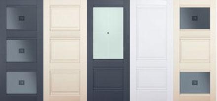 Межкомнатные двери PROFILDOORS серии U