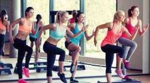 Двери для фитнес-центров и спортивных комплексов