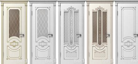 Двери, покрытые патиной. ЗИМНЯЯ КОЛЛЕКЦИЯ ЛЮКС.