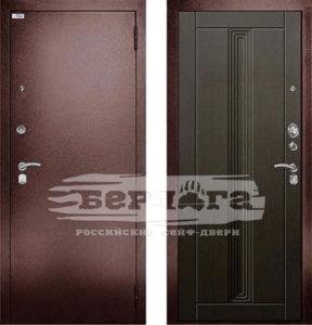 Сейф-дверь Вертикаль Венге
