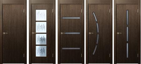 Межкомнатные двери Краснодеревщик линии 400 Дуб Шервуд