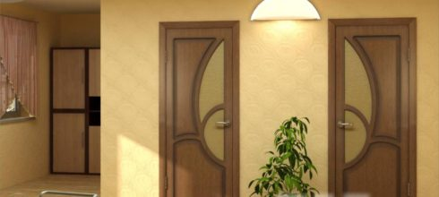 Двери в интерьере от Владимирской Фабрики Дверей