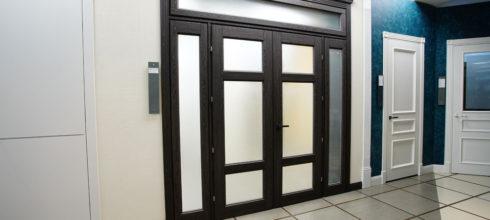 Глянцевые двери, порталы, складные двери