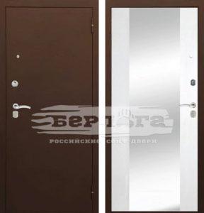 Сейф-дверь Вояж Белое дерево