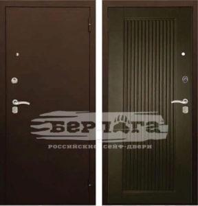 Сейф-дверь Багратион Венге