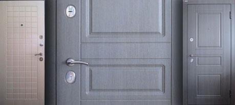 Новинка! Дверь входная металлическая «Вилла» с ребрами жесткости